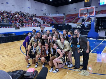 Congratulations to the Plant High Girls' Basketball Team who defeated Miami in the Class 7A state title. A special shout-out to seniors Kendal Cheesman and Nyla Jean, who started every game for Plant the past four years!
