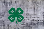 All Aboard! 4-H Volunteers STEAMING Ahead