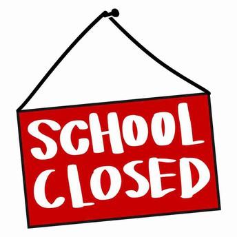 Feb. 1 & Feb. 15 - No School