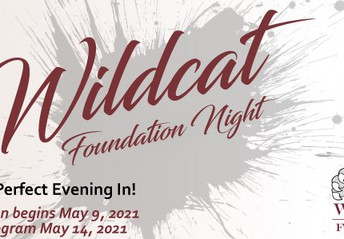 Wildcat Foundation Night--Build Your Perfect Evening In.