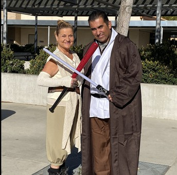 The Force is With Us, Halloween at Rio!