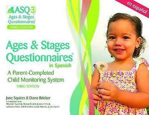 ASQ-3 Parent Information -  August