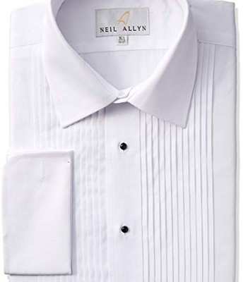 This is a tux shirt!