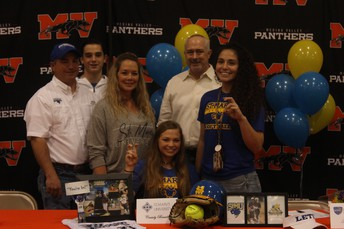 Cassidy Brawley - Softball @ St. Mary's University