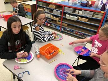 5th Grade ART CLUB