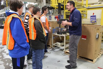 Bosch Manufacturing Day