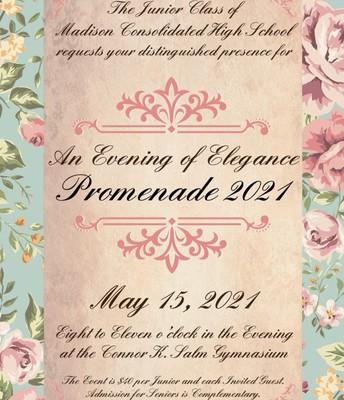 Prom May 15