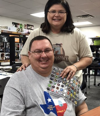 Mr and Mrs Case Offer Expertise on Pathtags and Coins