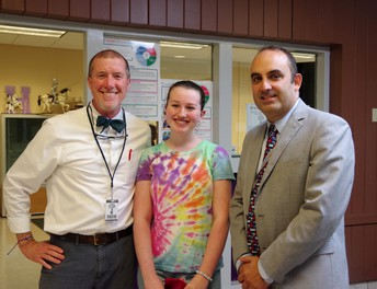 Congratulations to the Summer Reading and Math Challenge Winners