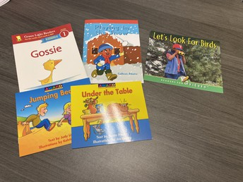 Kindergarten Books
