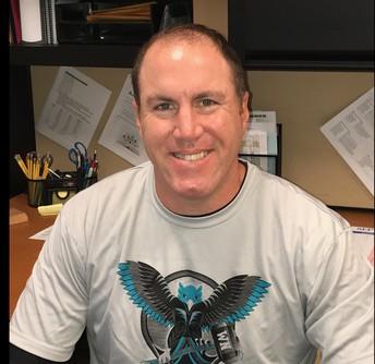 Ed Weaver, Assistant Principal