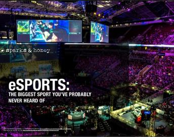 FUN FACT - INDUSTRY NEWS - eSports