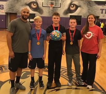 6th Grade Champs
