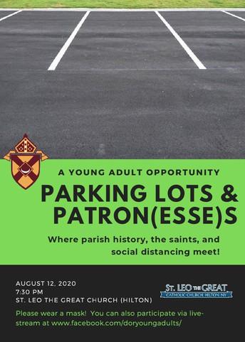 Parking Lots & Patron(esse)s