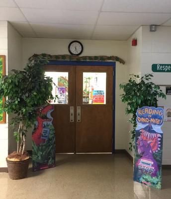 """""""Dino-Mite"""" Book Fair"""