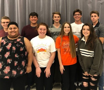2020 All-state Choir