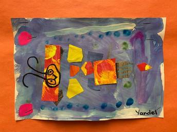 Yandel, Kindergarten