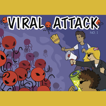 Arizona State University's Viral Attack screenshot