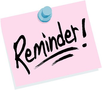 REMINDER: Library Books and Chrome Books