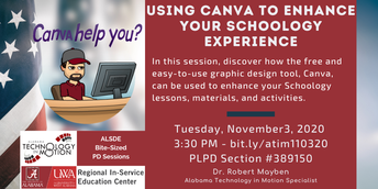Using Canva to Enhance Your Schoology Experience