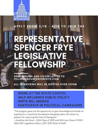 Spencer Frye Fellowship