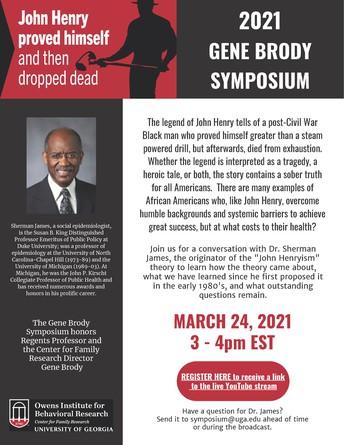 Gene Brody Symposium