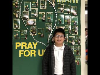 Brian - 6th Grade