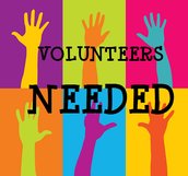 PTO is looking for volunteers