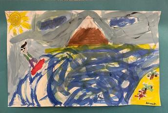 Ahleah, Grade 4