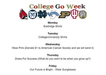 College Go Week (English)