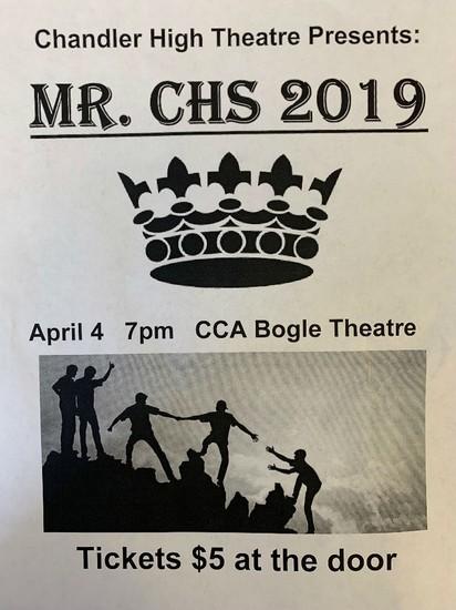 Mr. CHS Flyer