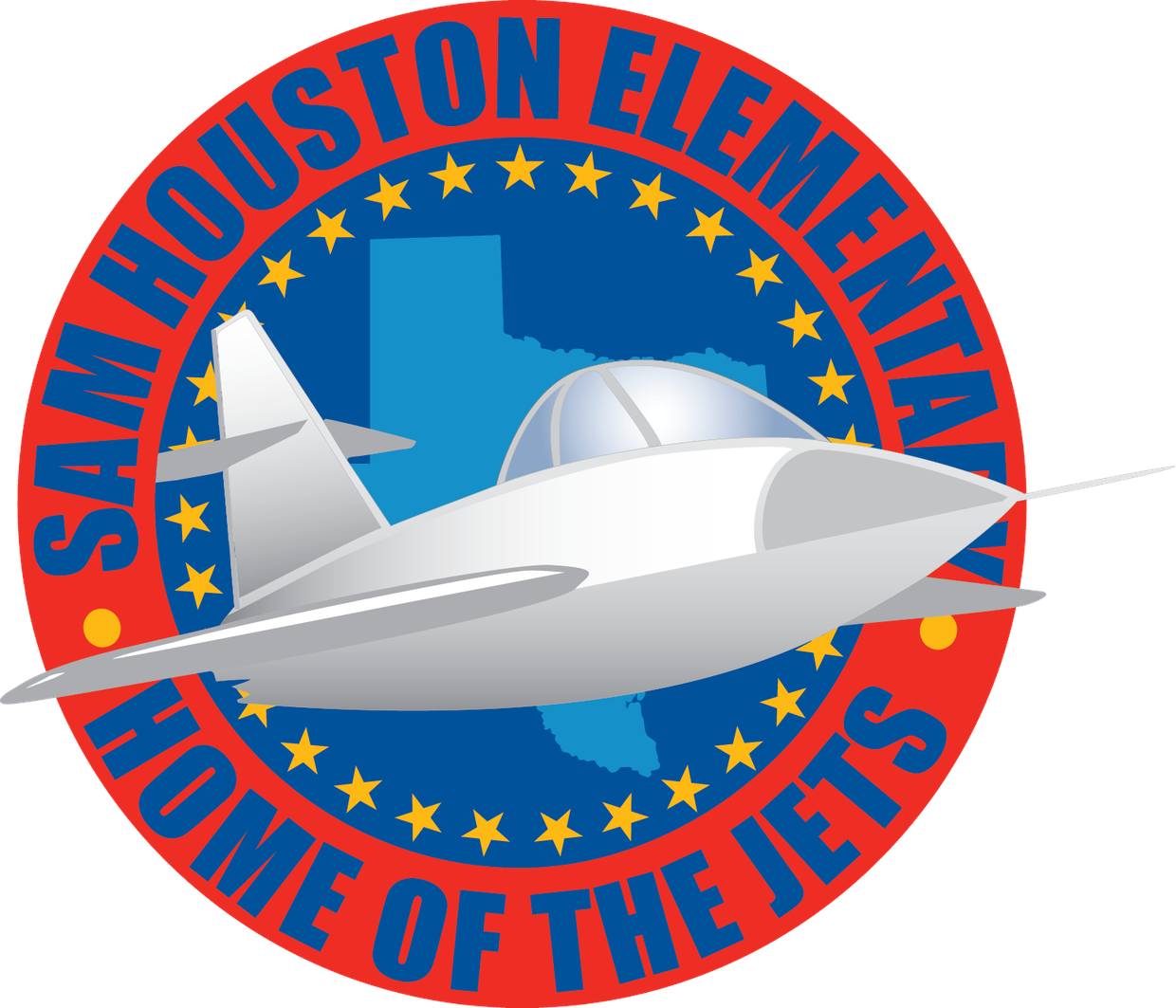 Sam Houston Jets logo