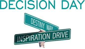 May 1st - Decision Day Celebration!