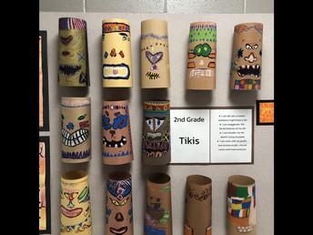 2nd Grade Tikis