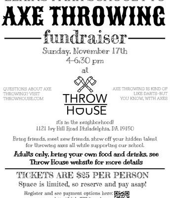 EP PTO Axe Throwing Event