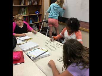 5th grade utilizing different tools
