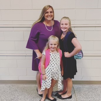 Meet the Jasper County Charter System's District Family Engagement Coordinator!