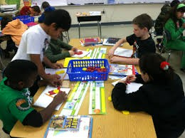 Using Math Stations
