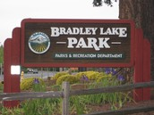 Bradley Lake Park: Winter Quarter