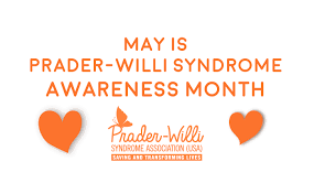 Prader-Willi Syndrome (PWS) Awareness Month