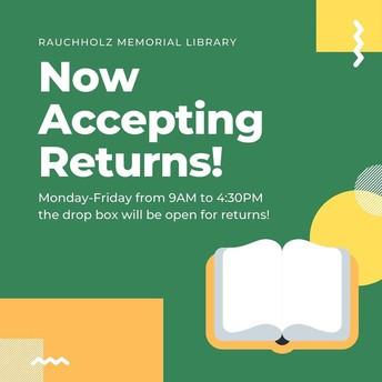 Rauchholz Memorial Library