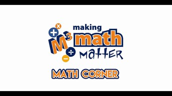 Math Corner