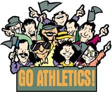 ¡Se acerca la temporada de atletismo! Para todos los alumnos de 7mo y 8vo grado