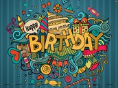 WE WISH YOU A HAPPY BIRTHDAY!!!