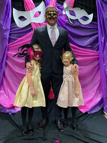 Father Daughter Masquerade Dance