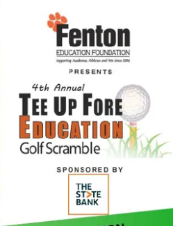 Fenton Education Foundation Golf Outing