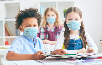 Providing Masks for Students