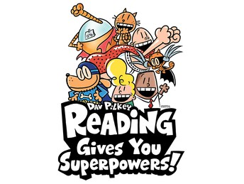 Reading Gives You Super Powers Week March 25-29