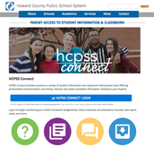 Family File Emergency Form is Open in HCPSS Connect.