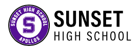 Sunset High School Offering Campus Tours this Winter